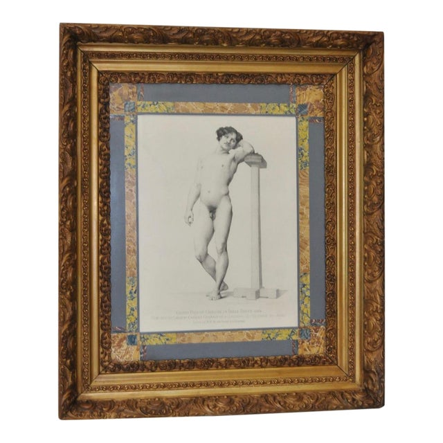 Antique Engraving by Charles-Laurent Germain For Sale