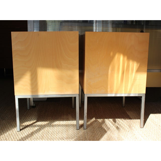 Mid-Century Modern Nightstands - A Pair - Image 11 of 11