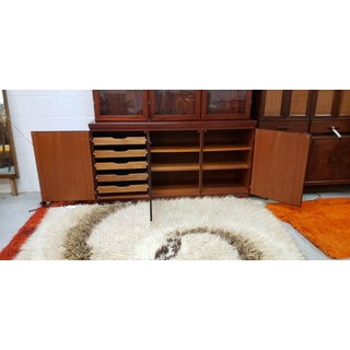 Danish Modern Rosewood China Hutch by Skovby Preview