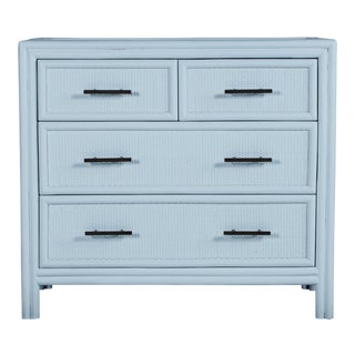 Bermuda Four-Drawer Chest - Blue For Sale
