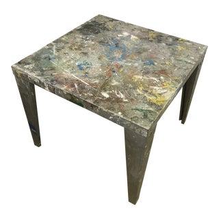 Vintage Artist's Table For Sale