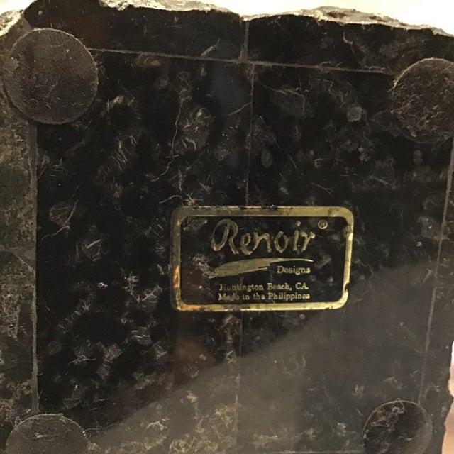 1990s 1990's Renoir Designs Carved Marble Obelisk For Sale - Image 5 of 6