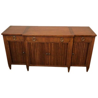 t.h. Robsjohn-Gibbings Style Sideboard by Baker For Sale