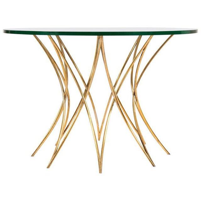 Metal Arturo Pani Center Table For Sale - Image 7 of 7