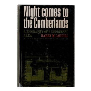 """1963 """"Night Comes to the Cumberlands"""" Collectible Book For Sale"""