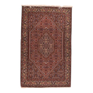 Antique Persian Bijar Rug For Sale