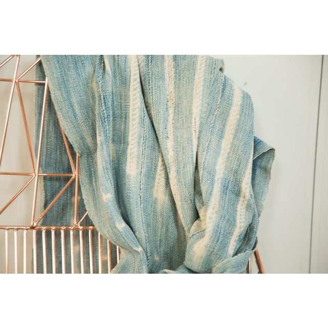 :: Introducing Old New House® exclusive Indigo throw! Incredibly beautiful hand woven and dyed (each with the personal...