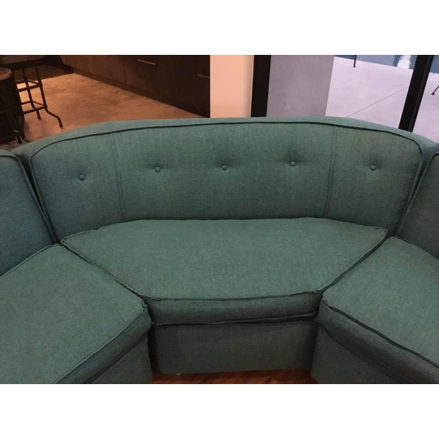 Mid-Century Modern Mid Century Sectional Sofa For Sale - Image 3 of 10
