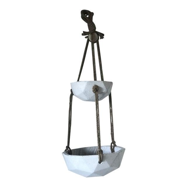 Concrete Hanging Planter For Sale