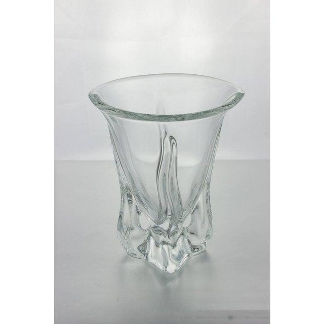 Pair of Vannes Crystal Vases - Image 4 of 10