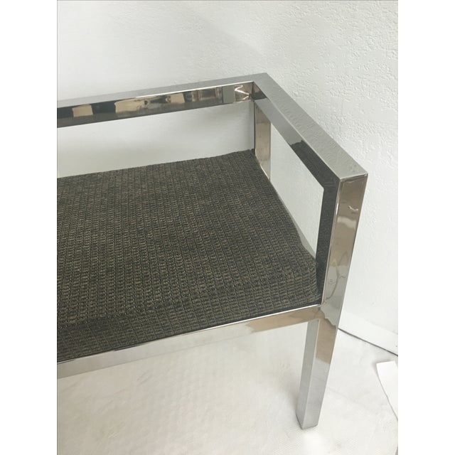 Stainless Steel Bench For Sale - Image 4 of 4