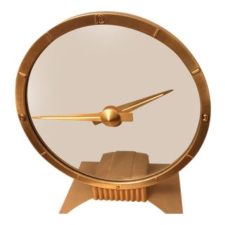 Art Deco Decorative Clock