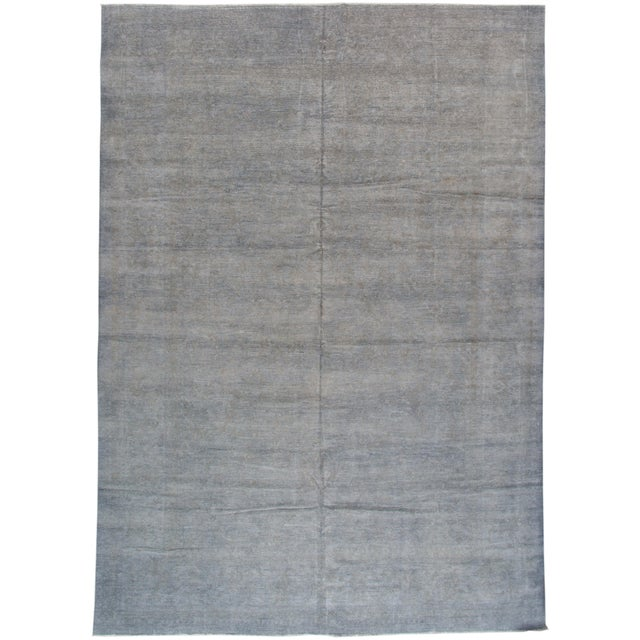 21st Century Modern Overdyed Rug For Sale - Image 13 of 13