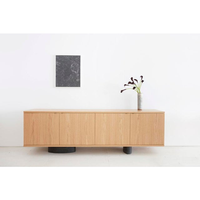 Modern Egg Collective Phillips Credenza For Sale - Image 3 of 4