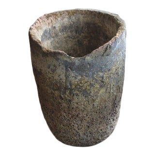 French Smelting Pot For Sale