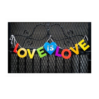 """""""Love Is Love - New York City"""" Contemporary Photograph For Sale"""