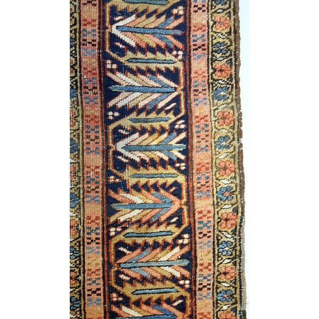 Antique Islamic Heriz Persian Rug - 9′ × 12′ - Image 10 of 10