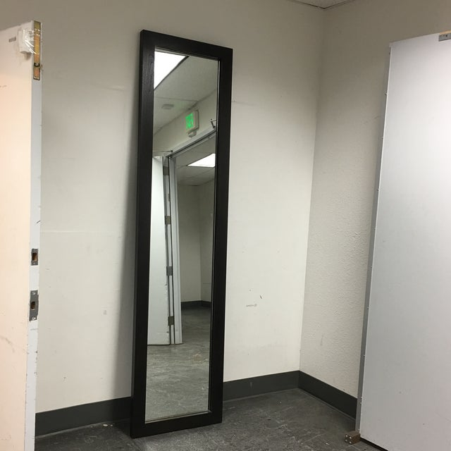 Custom Made Leaning Mirror - Image 6 of 6
