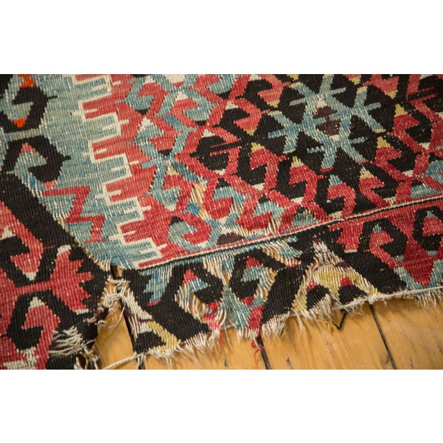 """Antique Kilim Carpet - 6'1"""" x 9'1"""" For Sale In New York - Image 6 of 10"""