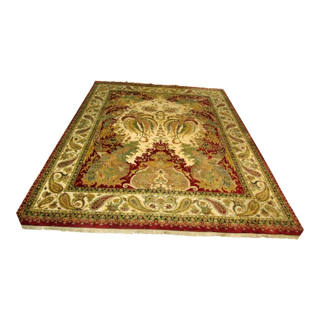 Samad Golden Age Collection Rug - 8' x 10' For Sale