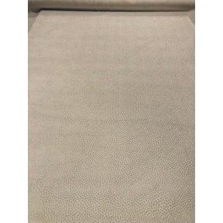 Kravet Smart Dot Motif Silver Multipurpose Fabric - 7 1/4 Yards For Sale