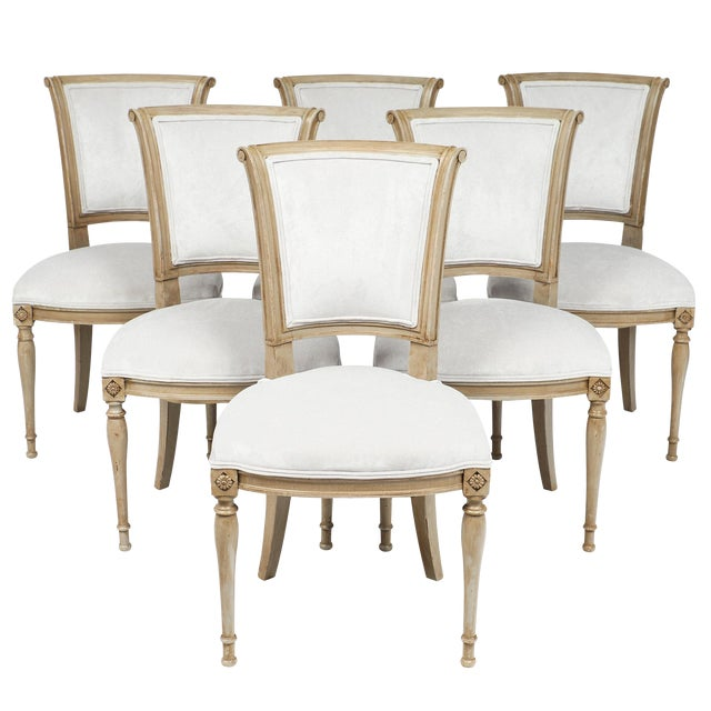 Directoire Style Dining Chairs For Sale