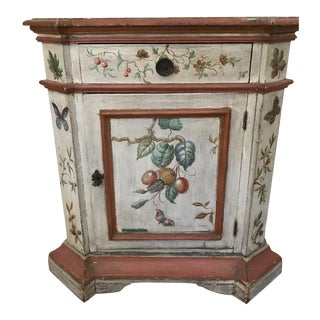 Country French Painted Chest For Sale