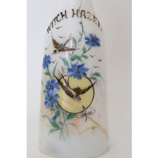 Vintage Milk Glass Apothecary Bottle Preview
