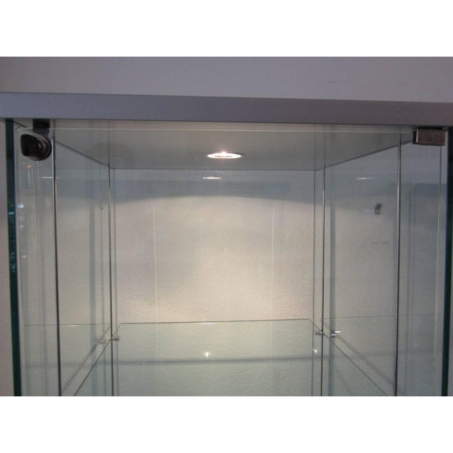 Glass Display Cabinets - A Pair - Image 10 of 11