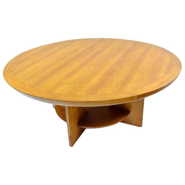 Alan Gelbin Mid-Century Modern Cocktail Table - Image 1 of 5
