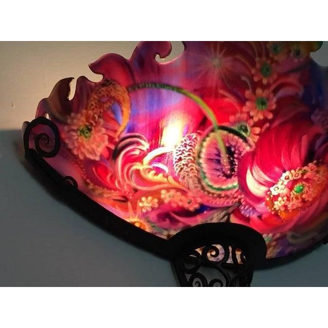 Modern Original Ulla Darni Signed Sconce For Sale - Image 3 of 8