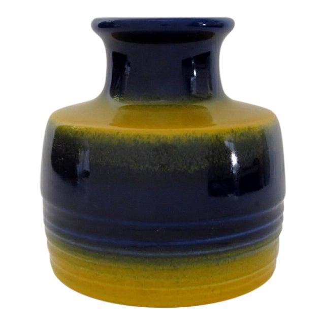 Mid-Century German Ceramic Vase For Sale