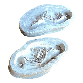 French Casting Molds - a Pair For Sale