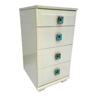 Vintage Mid-Century Modern Mengal Chest of Drawers