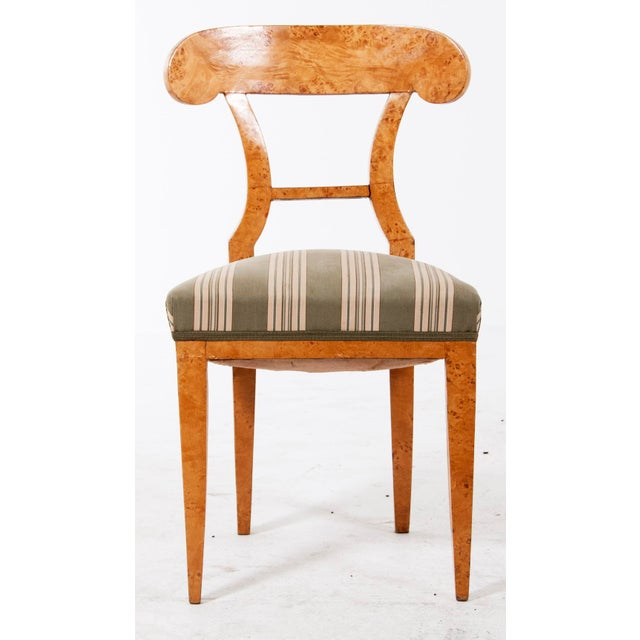 Karelian Birch Russian Chair - Image 4 of 7