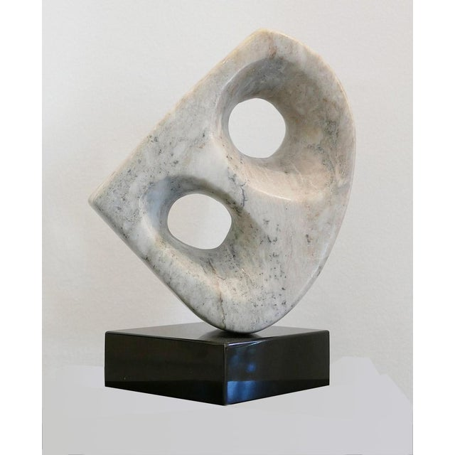Harry Weltchek's Stone Sculpture, 1992 For Sale In Palm Springs - Image 6 of 6