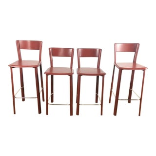 Frag Ultra 'Evia' Bar Stools -Set of 4