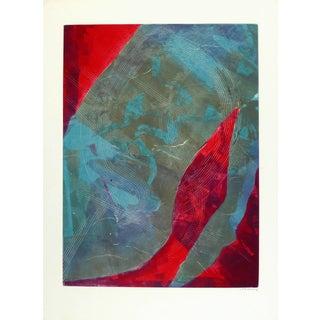 Kismine Varner, American Abstract Painting For Sale