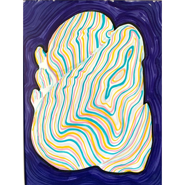 Stone Contour Painting For Sale In Nashville - Image 6 of 6