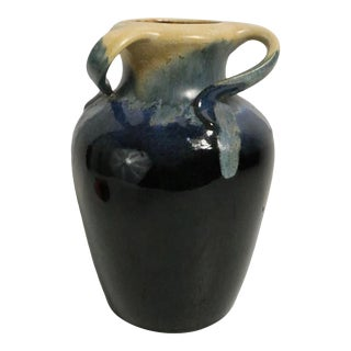 Arts and Crafts Pottery Vase Made in Germany For Sale