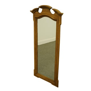 Stanley Furniture Italian Neoclassical Tuscan Style Dresser / Wall Mirror For Sale