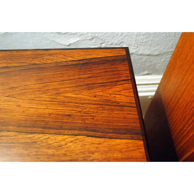 Danish Rosewood Nesting Tables - Set of 3 - Image 8 of 9