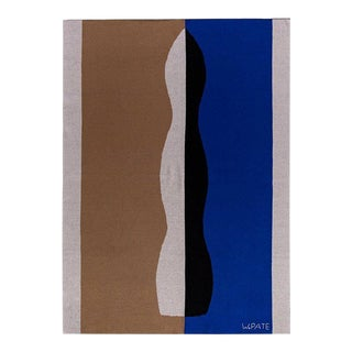 Wayne Pate - Abstract Cashmere Blanket, King For Sale