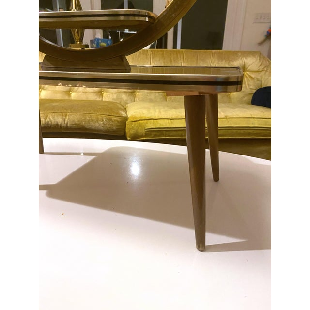 Authentic Mid-Century Modern German Three Tiered Plant Stand For Sale In Charleston - Image 6 of 13