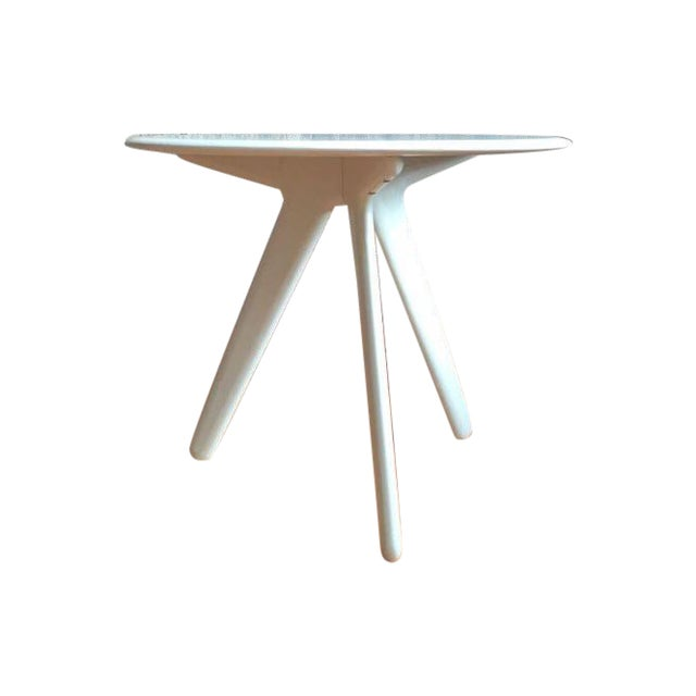Tom Dixon Birch Slab Round Table - Image 1 of 4