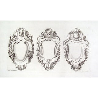 Architectural Ornament, James Gibbs,1728 For Sale