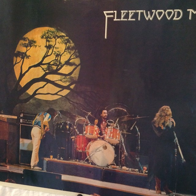 Vintage Fleetwood Mac Poster 1977 Germany Tour For Sale In Sacramento - Image 6 of 11