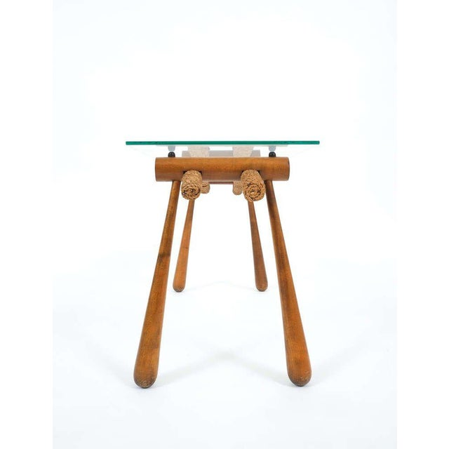 Iconic Modernist Coffee or Side Table by Max Kment, 1955 For Sale - Image 6 of 10