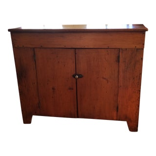 1800's Antique Dry Sink For Sale