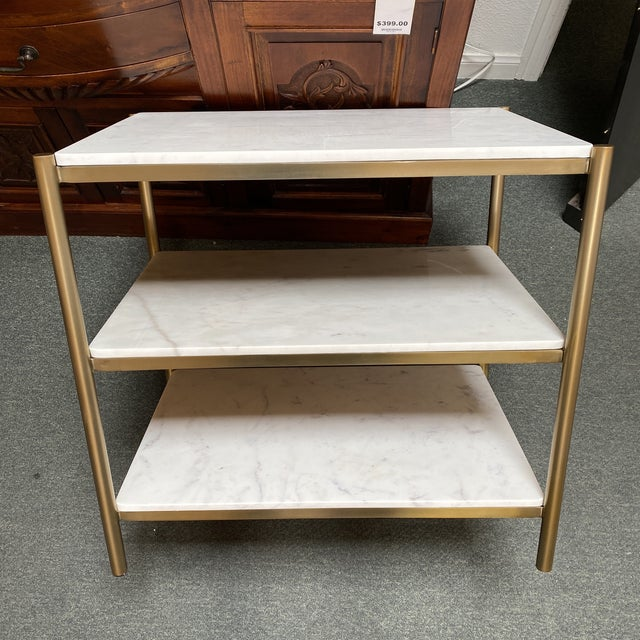 New Alder & Tweed Hollywood End Table For Sale - Image 9 of 11
